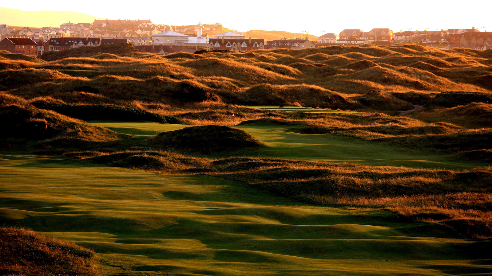 royal portrush  dunluce is one of the finest links course