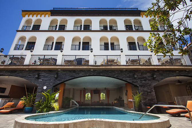Kimpton Hotel Zamora St Pete S Is The Ideal Location To