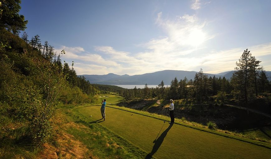 Designed By Doug Carrick The Ridge Course Is A