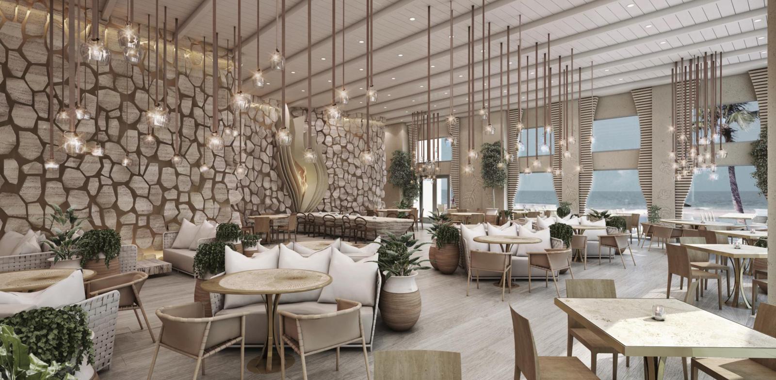 And Hyatt Baha Mar Is A Beautiful New Luxury Resort In