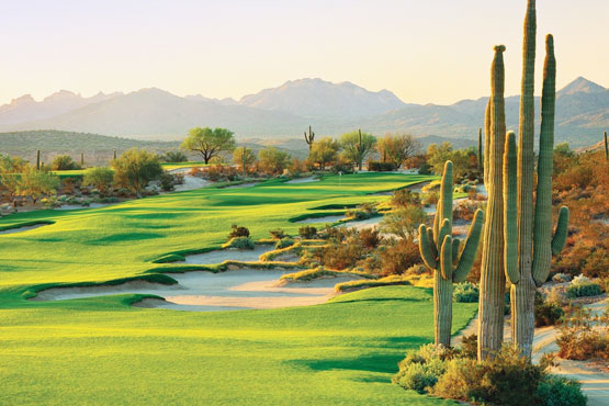 Scottsdale, Arizona – Golf Getaway
