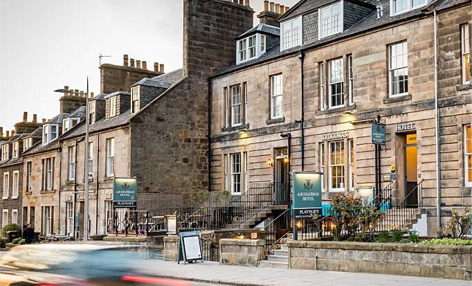 Ardgowan Hotel, St. Andrews , Scotland